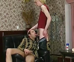 Randolph and Cyrus gay/straight sex movie
