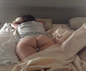 Wife nice round ass