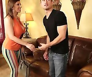 BUSTY MILF COCK ASSISTANCE!!!!!