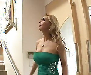 Sexy Aunt fuck boy