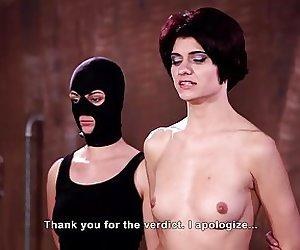Prison Punishment Show - 20 min. footage