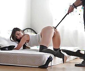 Lorena Garcia - Anal Stick Service
